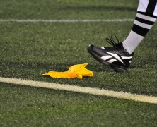 The Return of the Referees: Nice try replacements, but the pros are taking the field