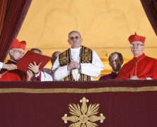 Brought to you from Argentina: Pope Francis