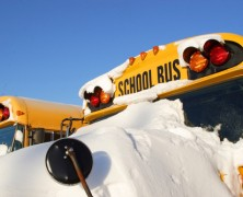 Two Tech Pieces Endangering Snow Days