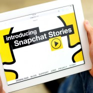 Wisdom.Applied Wednesday: The Evolution of Snapchat Stories