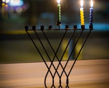Throwback Thursday: Where Did The Hanukkah Bush Come From?