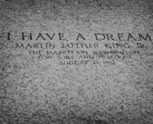 Throwback Thursday: MLK Copyrighted His Dream